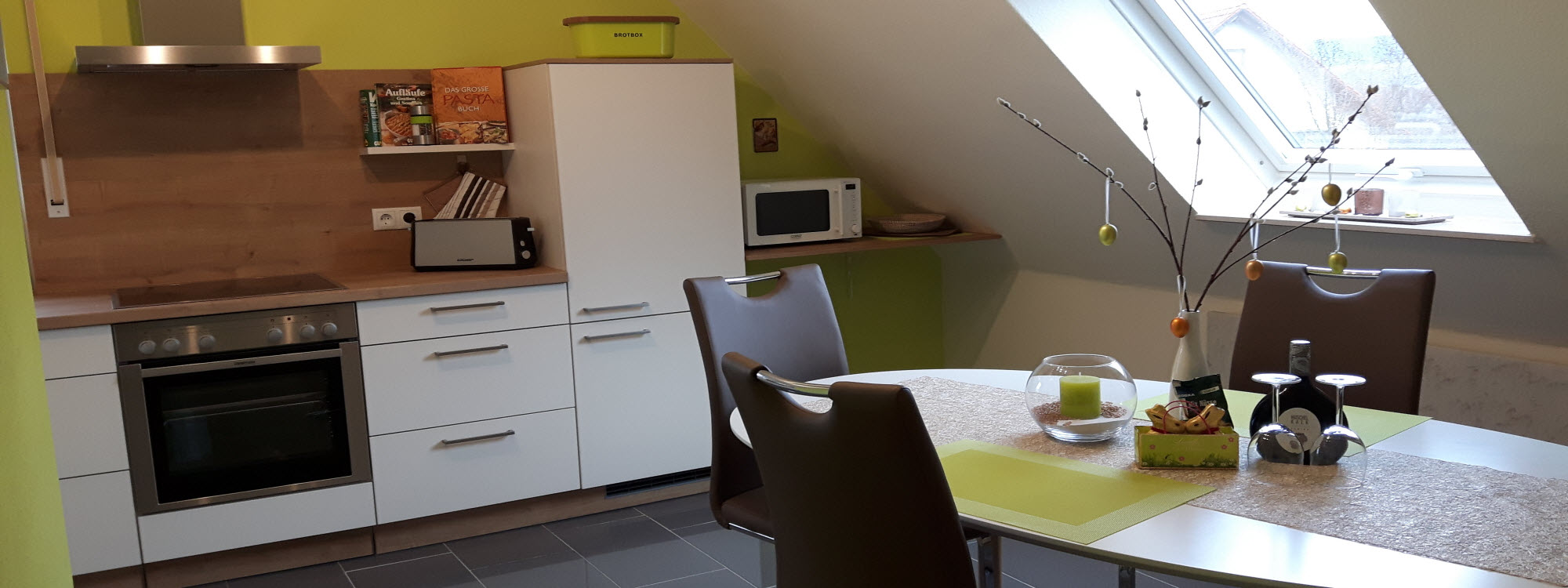 Holiday apartment close to Bamberg